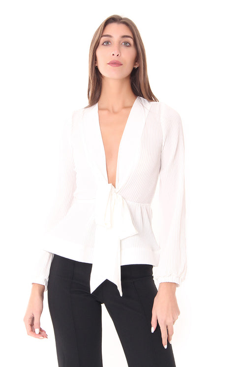 CAN'T BE  TAMED BLOUSE