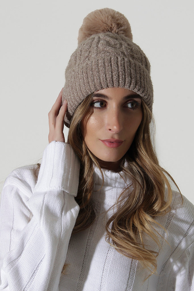 ASHLEY BEANIE