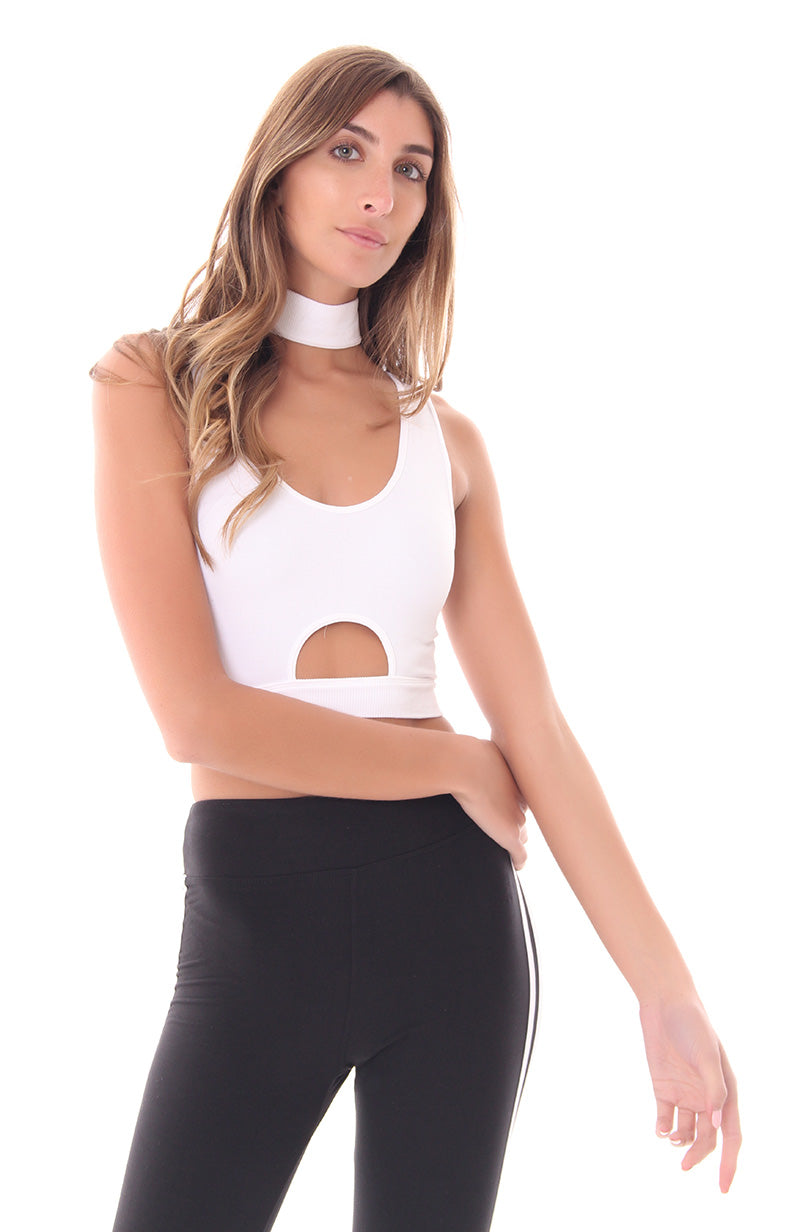 FOOL FOR LOVE CROP TOP