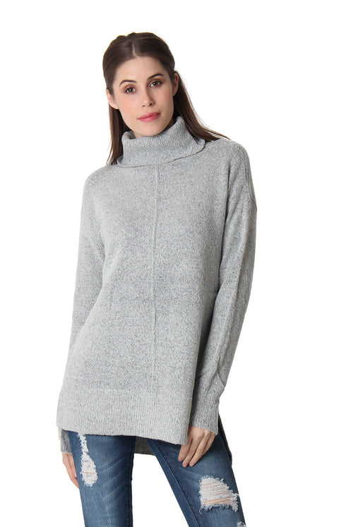 TIMELESS TURTLENECK SWEATER
