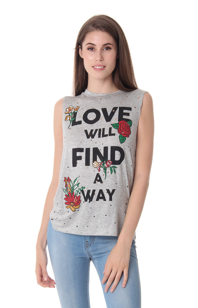 FIND A WAY TEE SHIRT
