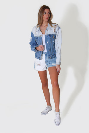 KATIE DENIM JACKET