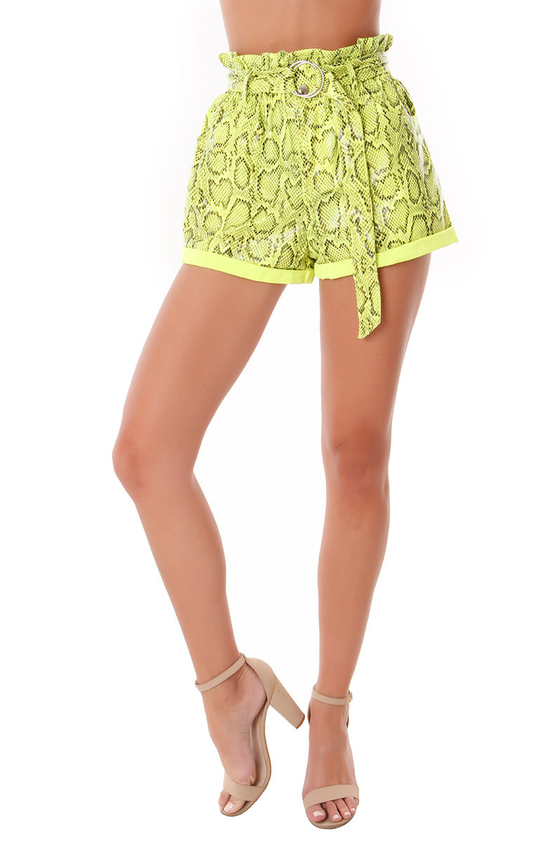 CHIC CHICK SHORTS