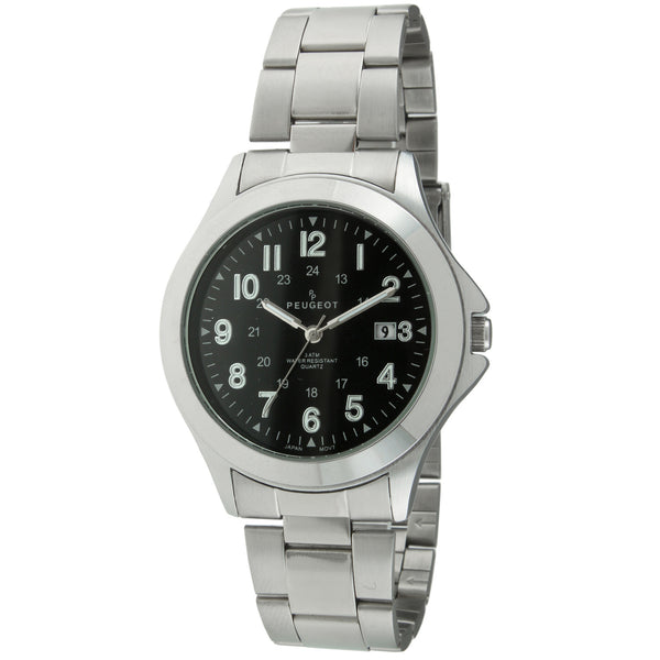 Military Watch - Silver