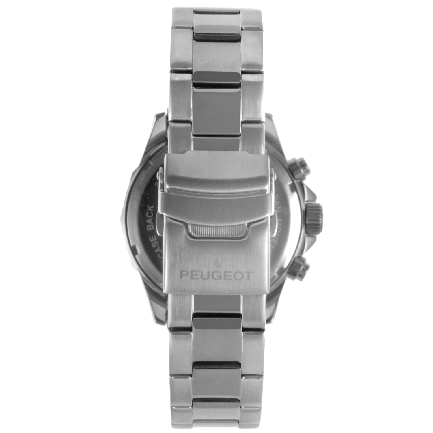 Stainless Steel Multi Function Watch