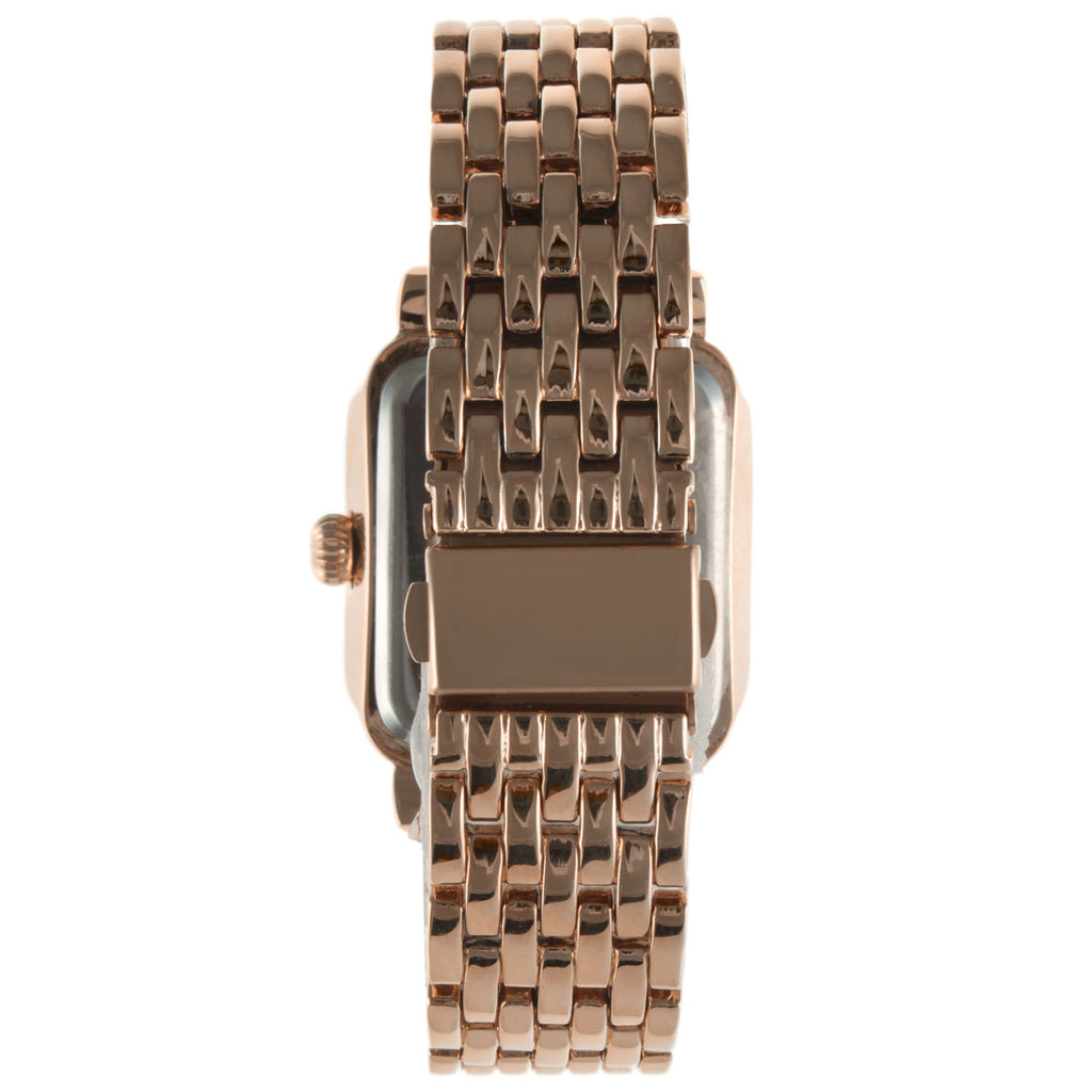 Panther Link Bracelet Watch - Rose Gold - Peugeot Watches
