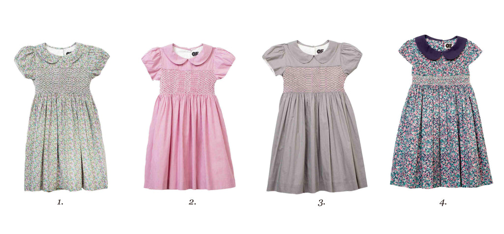f5d00d245b48 Smock Dresses - Princess Charlotte Style - Question Everything London