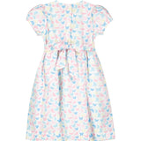 girls butterfly dress back