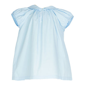 HOPE LIGHT BLUE BLOUSE