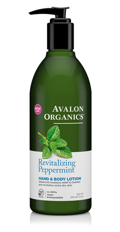 Avalon Organics Revitalizing Peppermint | New London Pharmacy