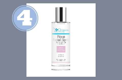 The Organic Pharmacy Rose Facial Spritz