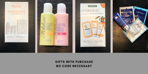 GIFTS WITH PURCHASE  NO CODE NECESSARY at New London Pharmacy