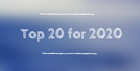 Top 20 Products for 2020