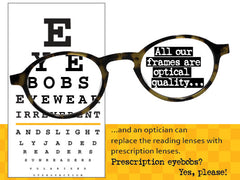 Eyebobs at New London Pharmacy