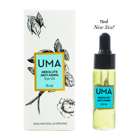 UMA Absolute Anti Aging Eye Oil | New London Pharmacy