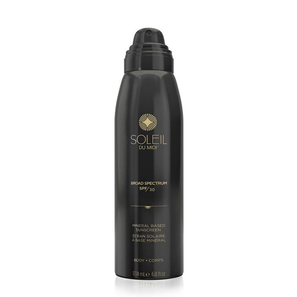 Soleil Du Midi Mineral Based Sunscreen Continuous Mist Broad Spectrum SPF 30