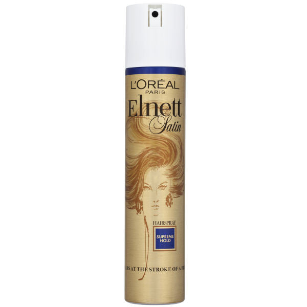 L'Oreal Elnett Satin Supreme Hold Hairspray