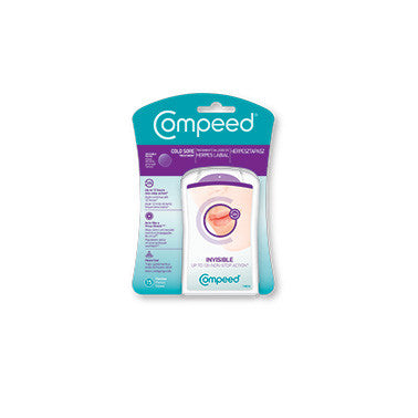 COMPEED® Invisible Cold Sore Patch | New London Pharmacy