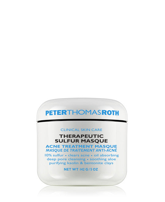 Peter Thomas Roth Therapeutic Sulfur Masque, Skincare - New London Pharmacy