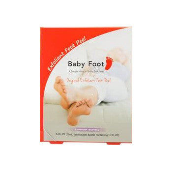 Baby Foot 1 Hour Lavender Scented Treatment, For the Feet - New London Pharmacy