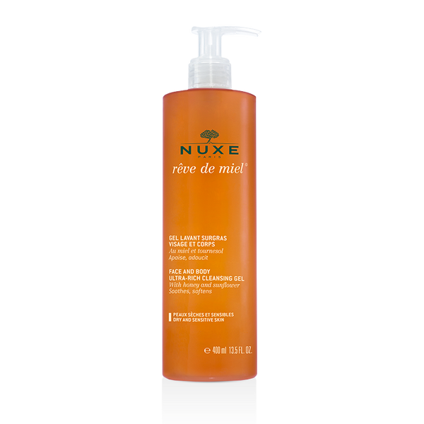 Nuxe Face Cleaning Gel Reve De Miel