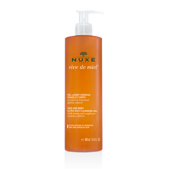 Nuxe Cleansing Gel Dry Skin Rêve de Miel®- Face and Body