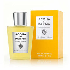 Acqua di Parma Colonia Assoluta Bath and Shower Gel | New London Pharmacy