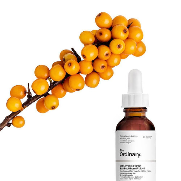 The Ordinary 100% Organic Virgin Sea-Buckthorn Fruit Oil