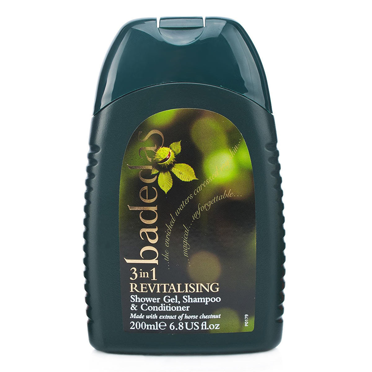 Badedas 3-in-1 Revitalizing Shower Gel