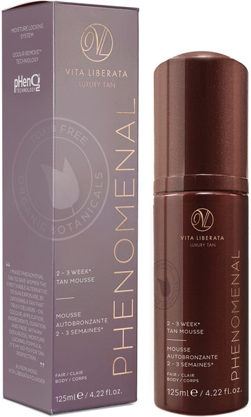 Vita Liberata Phenomenal 2-3 Week Tinted Tan Mousse