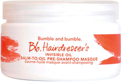Bumble and Bumble Hairdresser's Invisible Oil Balm-to-Oil Pre-Shampoo Masque | New London Pharmacy