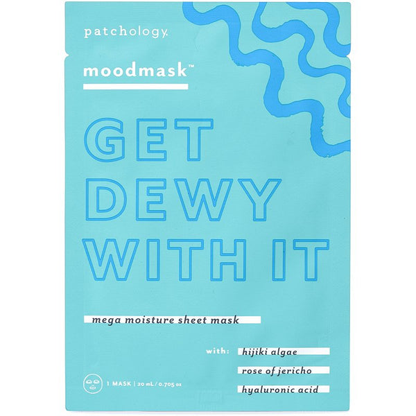 Patchology Moodmask Get Dewy With It Mask
