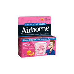 Airborne Effervescent Tablets, Wellness - New London Pharmacy