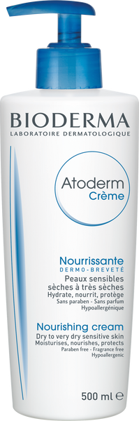 Bioderma Atoderm Crème Ultra-nourishing Cream
