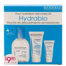 Bioderma Your Hydration Skin Discovery Kit Hydrabio