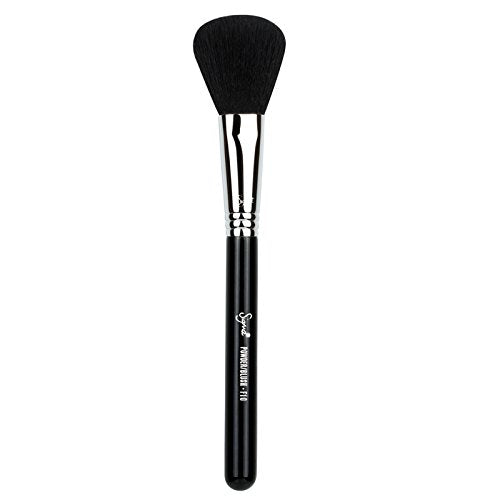 Description Of Sigma F10 Powder/Blush Brush:  The F10 Powder/Blush Brush features a fluffy, soft, slightly beveled edge and is perfect for applying blush to the apples of your cheeks.