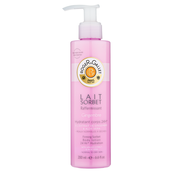 Roger and Gallet Gingembre Fragrant Sorbet Body Lotion