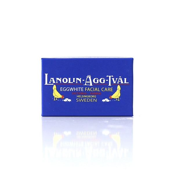 Lanolin-Agg-Tval Eggwhite Facial Care Soap