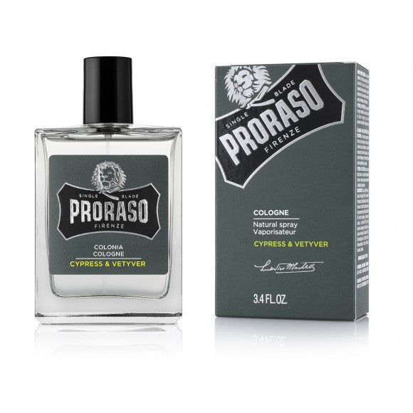 Proraso Colonia Natural Spray Cypress & Vetyver