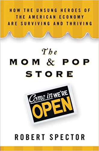 The Mom & Pop Store Hardcover Book