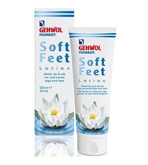 GEHWOL FUSSKRAFT Soft Feet Lotion Water Lily & Silk