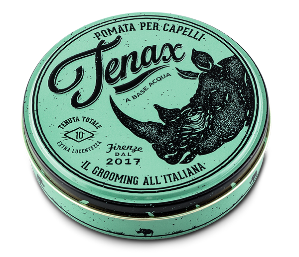 Tenax Hair Pomade Total Hold Extra Gloss