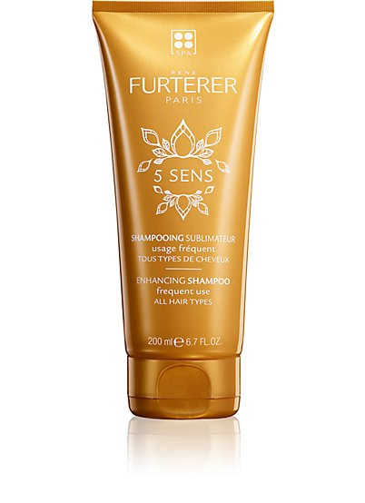 Shop Rene Furterer 5 SENS Enhancing Shampoo at New London Pharmacy. Suitable for all hair types, this smoothing shampoo is complete with five naturally-derived plant oils that impart moisture into your strands, leaving them feeling silkier and softer to the touch.