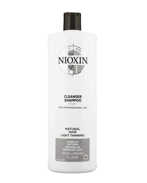 NIOXIN Cleansing Shampoo 300ml