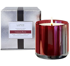 Lafco Crimson Berry Holiday Candle