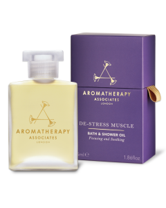 Aromatherapy Associates London De-Stress Muscle Bath & Shower Oil