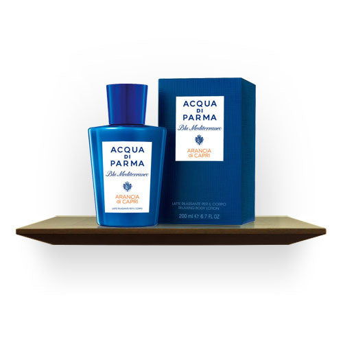 Acqua di Parma Blu Mediterraneo Arancia di Capri Relaxing Body Lotion, Body Lotion - New London Pharmacy