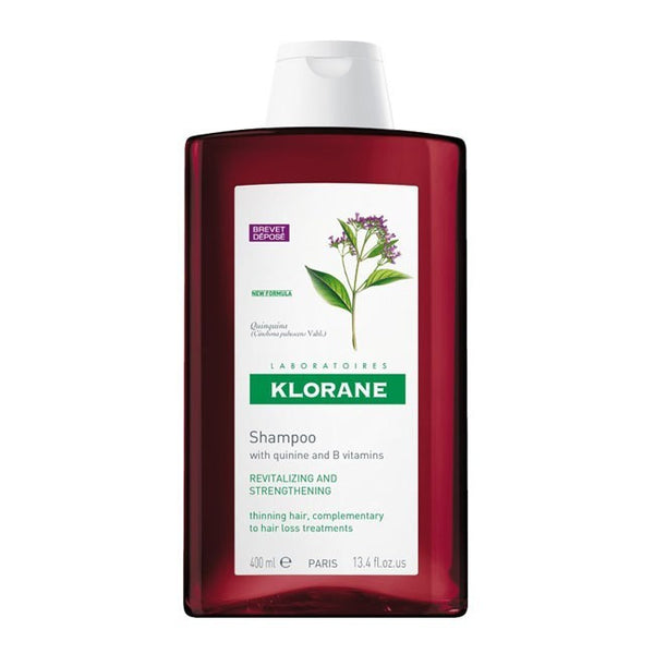 Klorane Strengthening & Revitalizing Shampoo with Quinine and B Vitamins