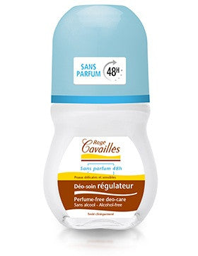 Roge Cavailles REGULATING FRAGRANCE-FREE DEO-CARE ROLL-ON