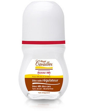 Roge Cavailles MEN 48H DEO-CARE ROLL-ON